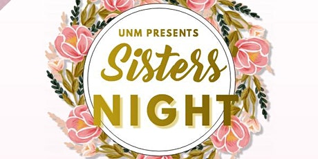 UNM Sisters' Night tickets