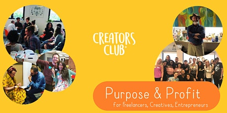 London Creators Club | AUGUST FOCUS: PURPOSE & PROFIT tickets