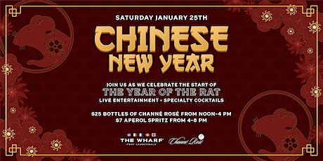 Chinese New Year Celebration at The Wharf Fort Lauderdale tickets