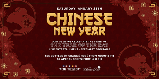 Chinese New Year Celebration at The Wharf Fort Lauderdale
