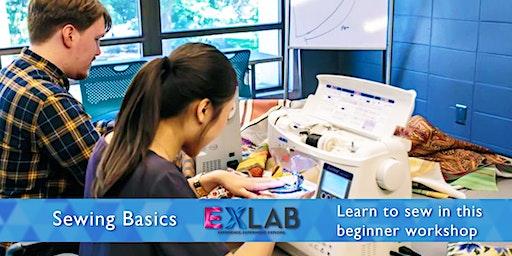 Sewing Basics - EXLAB - Atlanta