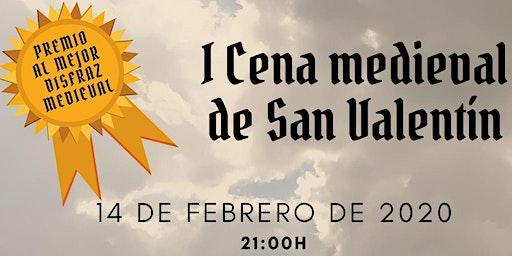 CENA MEDIEVAL DE SAN VALENTIN
