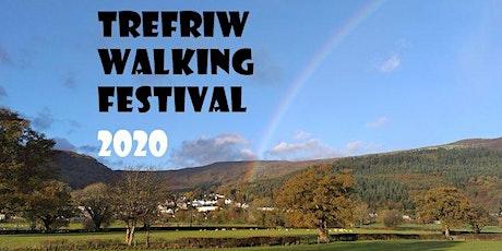 Trefriw Walking Festival 2020 - Walk and Woof! tickets