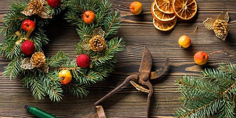 Wreath Making Masterclass tickets