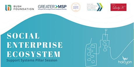 Social Enterprise Ecosystem Building: Support Systems Pillar tickets