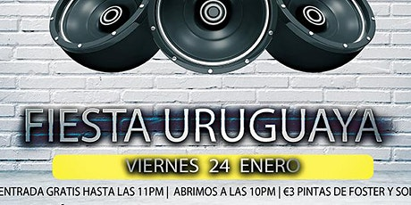 Uruguayan Party tickets
