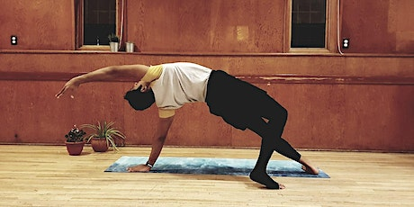 Flow and Restore Yoga tickets