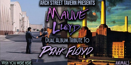 Mauve Lloyd Dual Album Tribute to Pink Floyd tickets