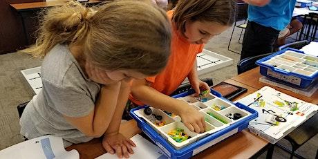 K-2 Robotics: Young Frog with LEGO WeDo tickets