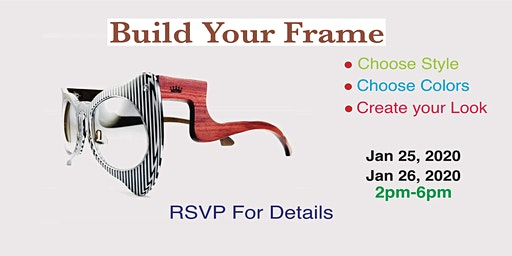 Build Your Frame