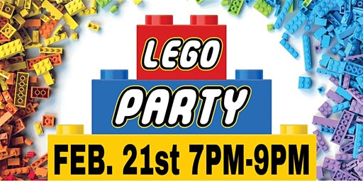 Lego Party Parent's Night Out