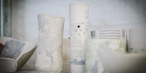 Workshop : Impressions d'images sur argile