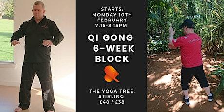 Qi Gong: 6-Week Block -Stirling tickets