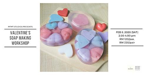 Valentine's Soap Making Workshop