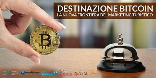 Destinazione Bitcoin - La nuova frontiera del marketing turistico