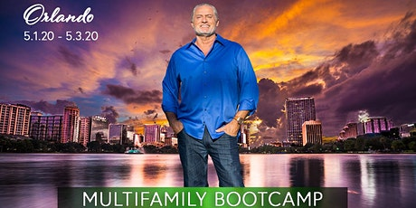 Multifamily Bootcamp with Rod Khleif Orlando 2020 tickets
