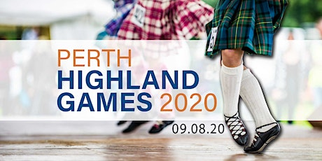 Perth Highland Games 2020 tickets