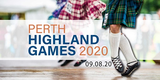 Perth Highland Games 2020