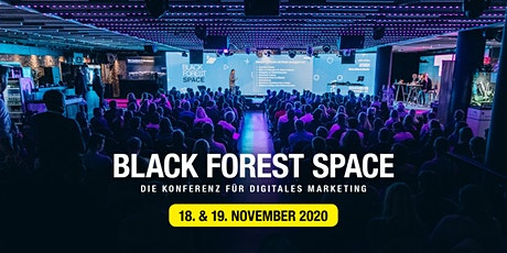 Black Forest Space 2020 billets