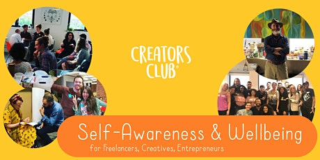 Newcastle Creators Club | OCTOBER FOCUS: Self-Awareness & Wellbeing tickets