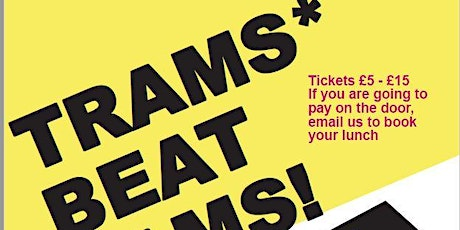 Bath Area Trams conference and get together tickets