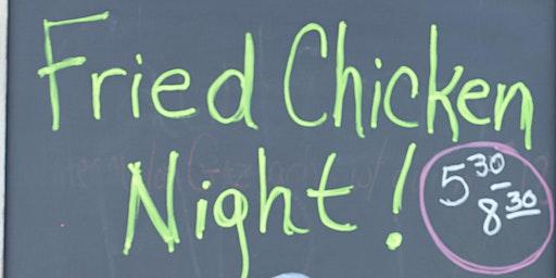February Chicken Dinner!