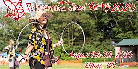 Fahrenheit Flow Arts 2020 tickets