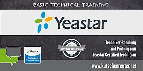 Yeastar, Zertifizierung IP-Telefonsystem (S-Serie) - Wittstock Tickets