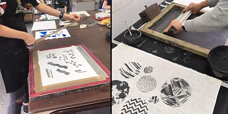 Introduction to Textile Printing - 5 Week Course tickets