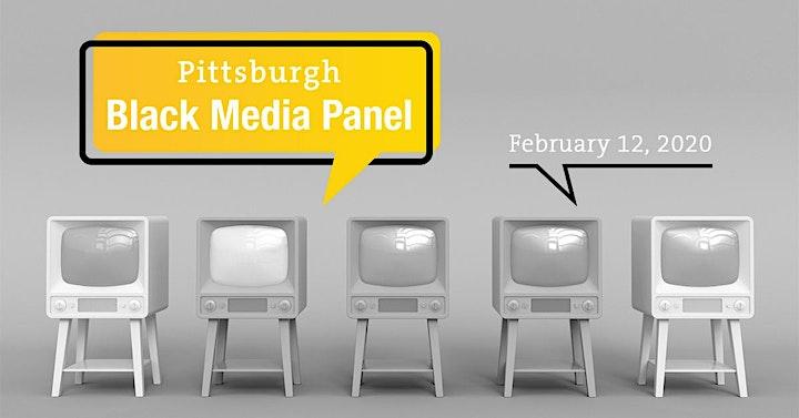 Pittsburgh Black Media Panel image
