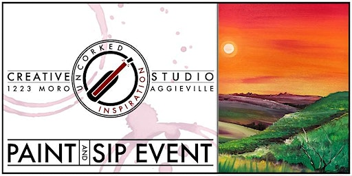 Paint & Sip | Flint Hills Sunset