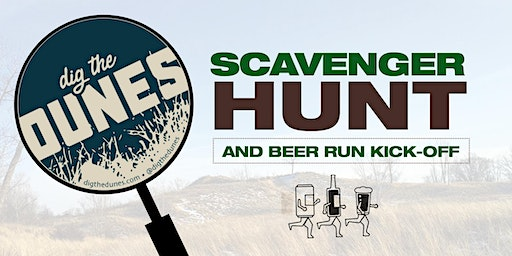 Scavenger Hunt and Beer Run Kick-Off