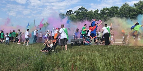 """Colors of Autism"" Family Day/Fun Run tickets"
