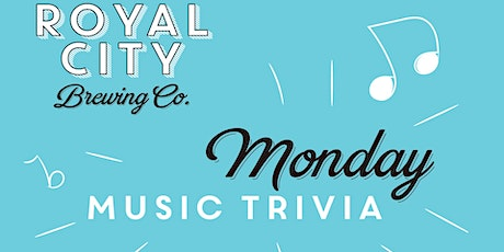 Monday Music Trivia: Part 1 of  3 Part Series tickets