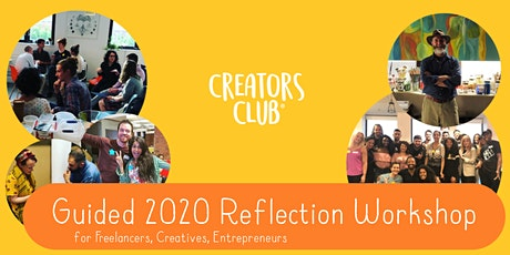Creative Networking in London | CREATORS FOCUS: End of Year Reflection tickets