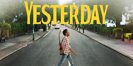 Adult Afternoon Movie: Yesterday (2019) tickets