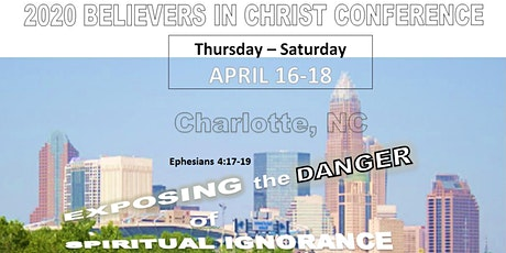 Believers in Christ Conference tickets
