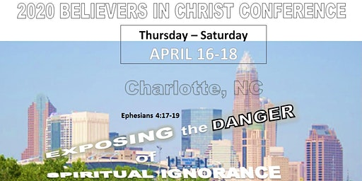 Believers in Christ Conference