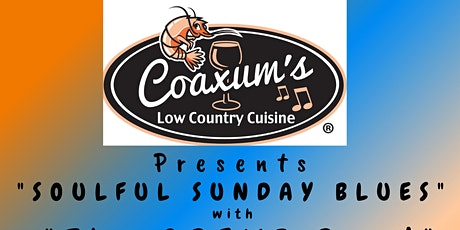 "Sunday, January 26th @ Coaxum's ""SOULFUL SUNDAY BLUES"" w The OBEW BAND tickets"
