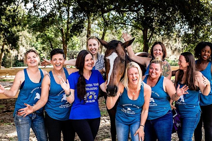 Zenerjen Dream Horse Getaway Weekend image