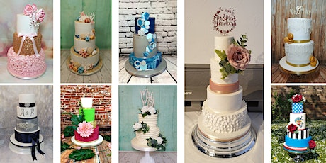 Wedding Cake Tasting & Consultation (2020) tickets