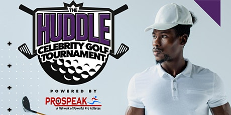 The Huddle Celebrity Golf Tournament tickets