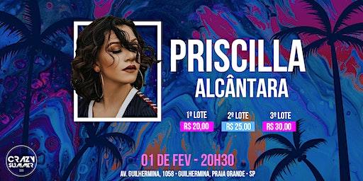CRAZY SUMMER - PRISCILLA ALCÂNTARA 01/02