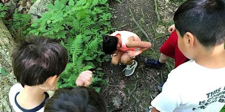 Week 2 Summer Camp: Animal Tracking tickets