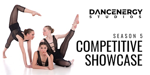 DancEnergy Competitive Dance Showcase 2020 (Saturday 2pm)
