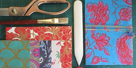 Bookbinding for Beginners tickets