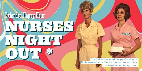 Nurses Night Out tickets