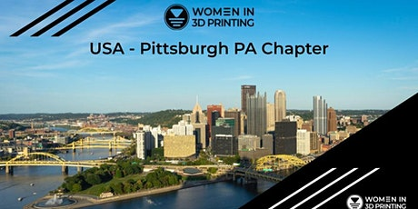 W3DP - Pittsburgh: Quality Assurance in Additive Manufacturing tickets