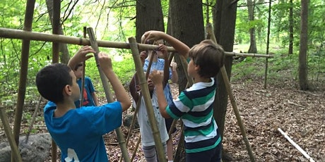 Week 3 Summer Camp: Trees to Wood tickets