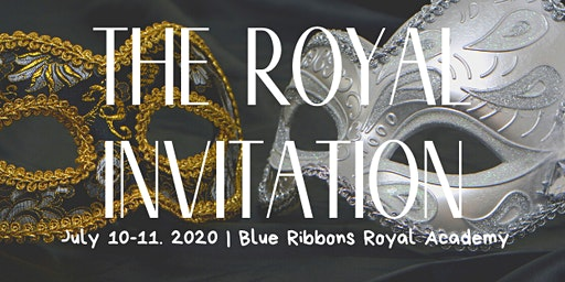 Blue Ribbons Royal Academy Weekend 2020